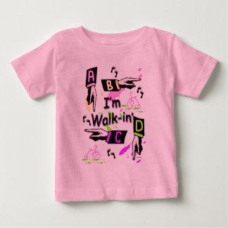 Camiseta De Bebé Paseo-In'