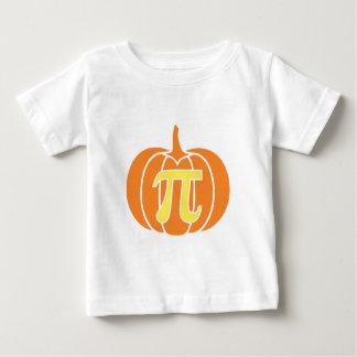 Camiseta De Bebé Pastel de calabaza