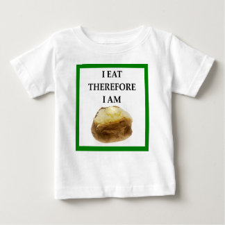 Camiseta De Bebé patata cocida