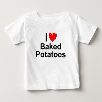 Camiseta De Bebé Patatas cocidas