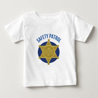 Camiseta De Bebé Patrulla de la seguridad