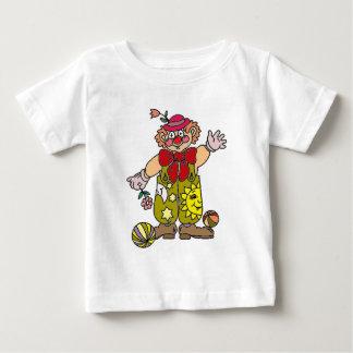 Camiseta De Bebé Payaso 1