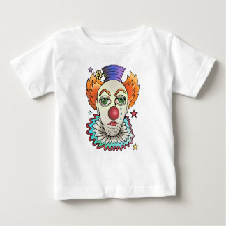 Camiseta De Bebé Payaso de circo