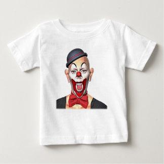 Camiseta De Bebé Payaso del asesino que mira al frente