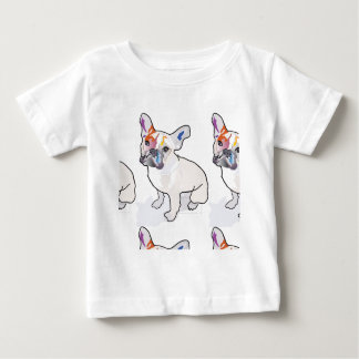 Camiseta De Bebé payaso del frenchie