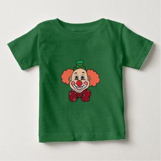 Camiseta De Bebé Payaso feliz de la cara