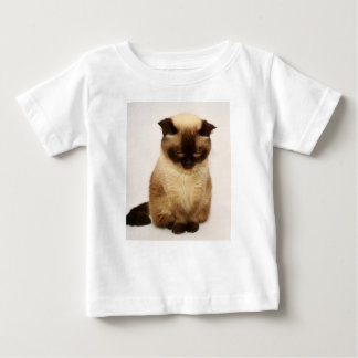 Camiseta De Bebé Pelo corto británico de Mieze de Shorthair del