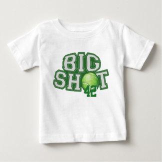 Camiseta De Bebé Pelota de tenis del pez gordo