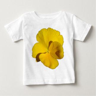 Camiseta De Bebé Pensamiento amarillo 201711f