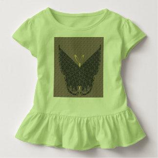 Camiseta De Bebé Pequeña mariposa