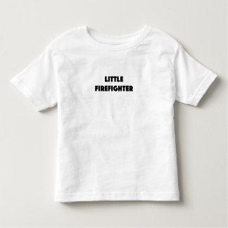 Camiseta De Bebé Pequeño bombero