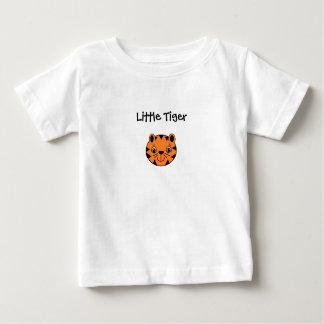 Camiseta De Bebé Pequeño tigre