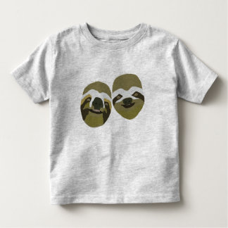 Camiseta De Bebé Pereza divertida