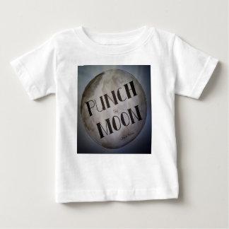 Camiseta De Bebé Perfore los productos de la luna