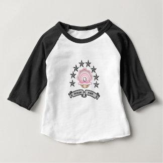 Camiseta De Bebé perla del hallazgo del océano