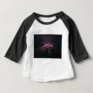 Camiseta De Bebé Perno de la iluminación