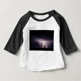 Camiseta De Bebé Perno de la iluminación (tormenta)