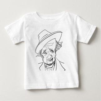 Camiseta De Bebé Pernos prisioneros Terkel