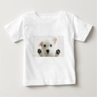 Camiseta De Bebé Perrito solo
