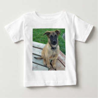 Camiseta De Bebé Perro belga de Malinois del pastor