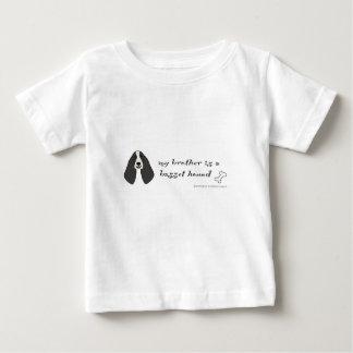 Camiseta De Bebé perro de afloramiento