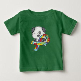 Camiseta De Bebé Perro de la conciencia del autismo