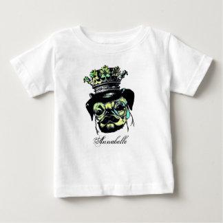 Camiseta De Bebé Perro de Pog - ilustracion del gráfico de la