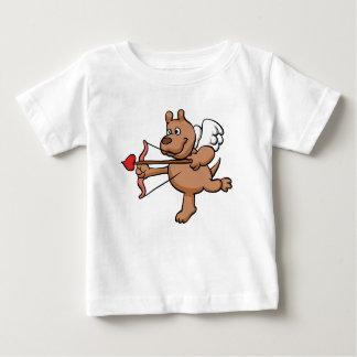 Camiseta De Bebé Perro del ángel