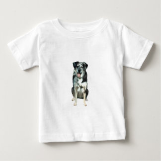 Camiseta De Bebé Perro del leopardo de Catahoula