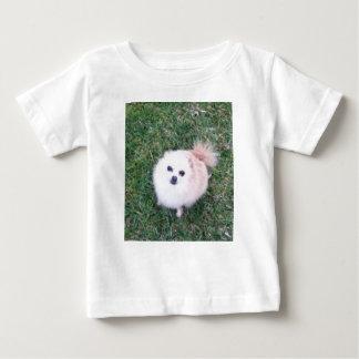 Camiseta De Bebé Perro lindo