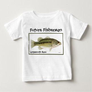 Camiseta De Bebé Pescador futuro