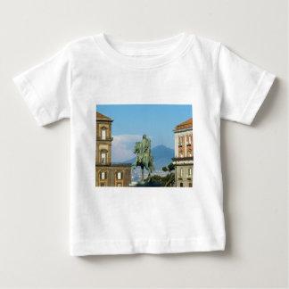 Camiseta De Bebé Piazza del Plebiscito, Nápoles