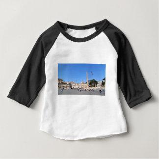 Camiseta De Bebé Piazza del Popolo, Roma, Italia