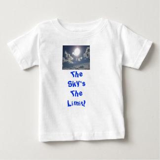 Camiseta De Bebé ¡Picture_431, el límite del cielo!