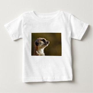 Camiseta De Bebé Piel de Tiergarten del parque zoológico de la