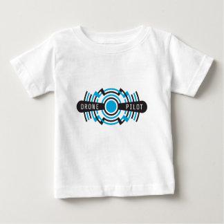 Camiseta De Bebé piloto del abejón