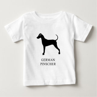 Camiseta De Bebé Pinscher alemán