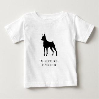 Camiseta De Bebé Pinscher miniatura