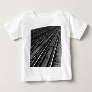 Camiseta De Bebé Pistas de la ciudad