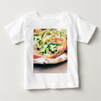 Camiseta De Bebé Pizza-12