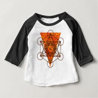 Camiseta De Bebé pizzametry sagrado
