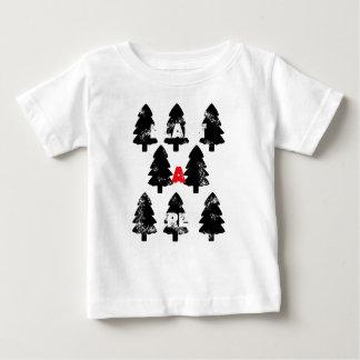 Camiseta De Bebé Plante el modelo del árbol de A