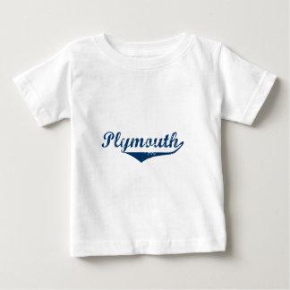 Camiseta De Bebé Plymouth