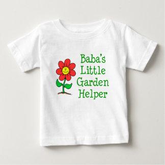 Camiseta De Bebé Poco ayudante del jardín del bizcocho borracho
