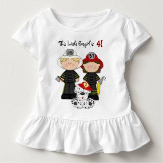 Camiseta De Bebé Poco cumpleaños de Firegirl - personalizar