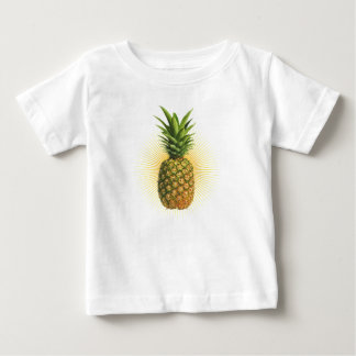 Camiseta De Bebé Poder de la piña
