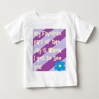 Camiseta De Bebé Poesía preferida