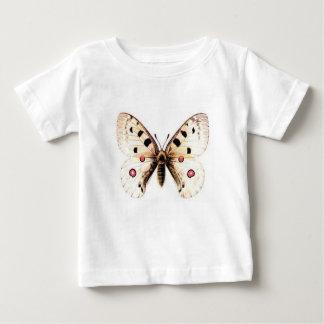 Camiseta De Bebé Polilla manchada