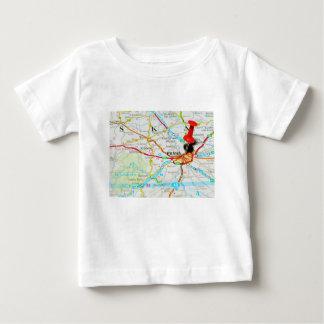 Camiseta De Bebé Praga, Praga en República Checa