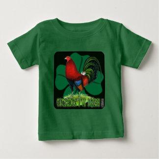 Camiseta De Bebé ¡Presumido soy irlandés también!